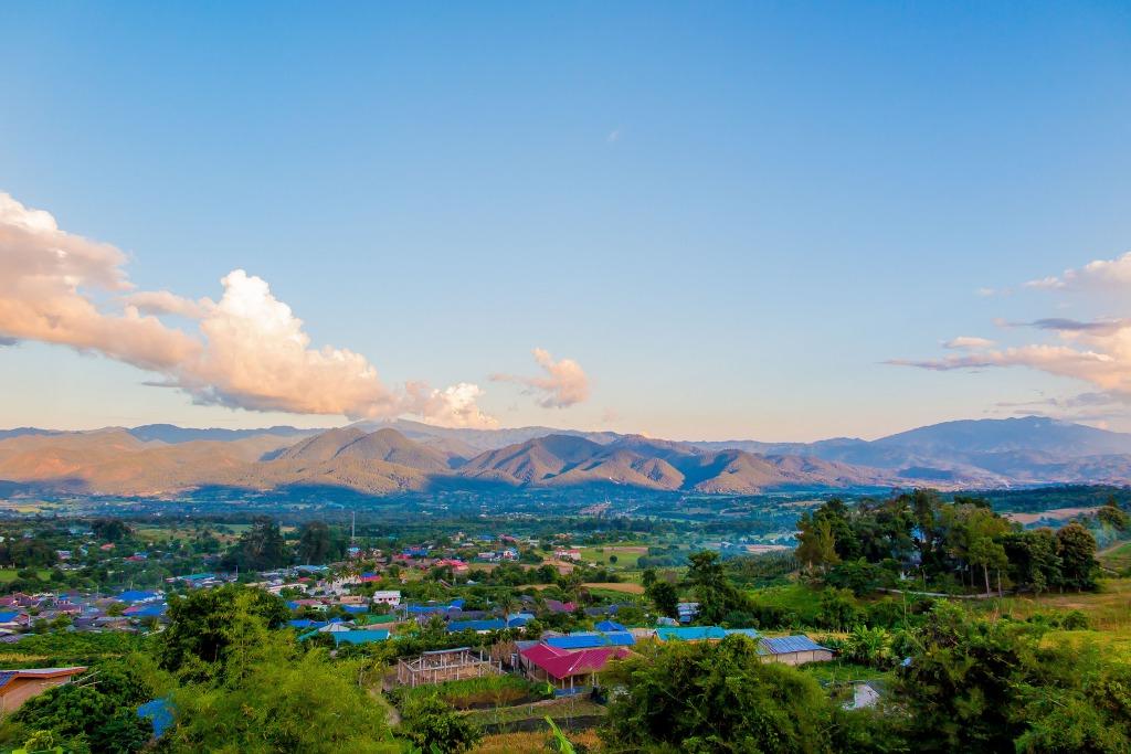 Pai scenery. Flickr, Shinsuke Ikegame