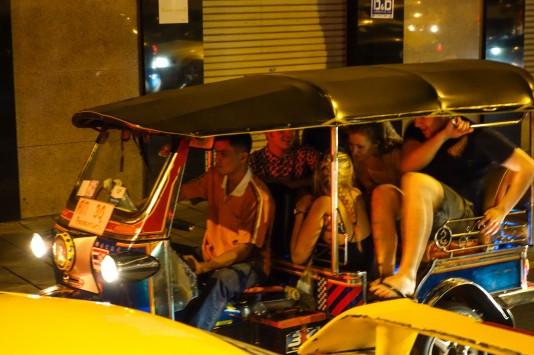 TukTuk Bangkok Flickr m-louls