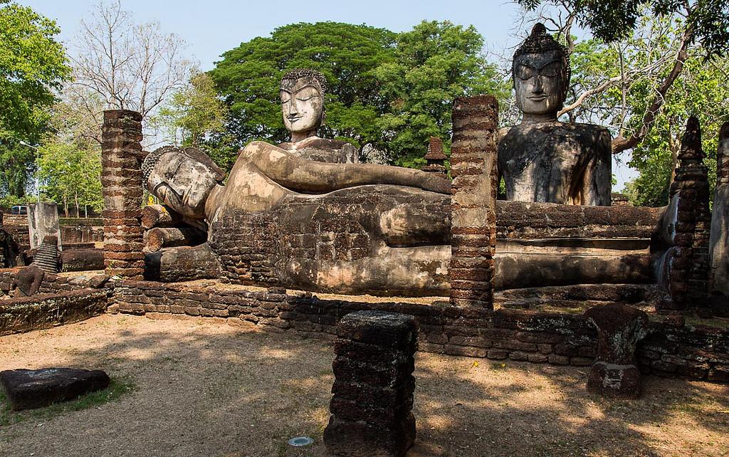 Kamphaeng Phet Historical Park5.Flickr, John Shedrick