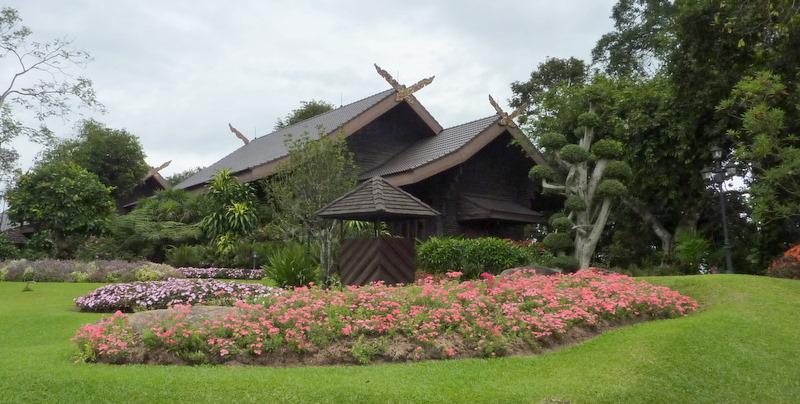 Royal Villa, Doi Tung, Thailand. Flickr, Ronan Crowley