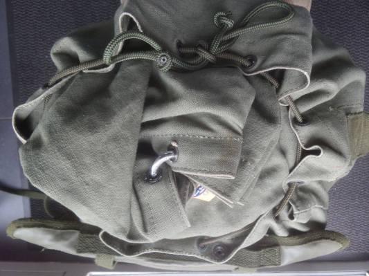F1 backpack