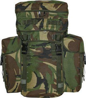 uk army patrol pack