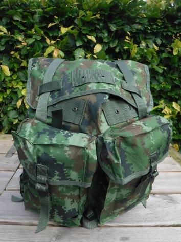 Thai Army bag 01