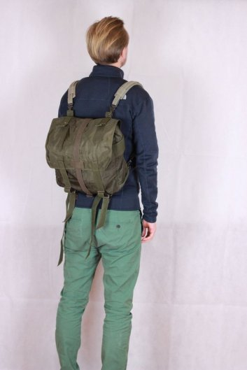 Austrian Army small nylon bag