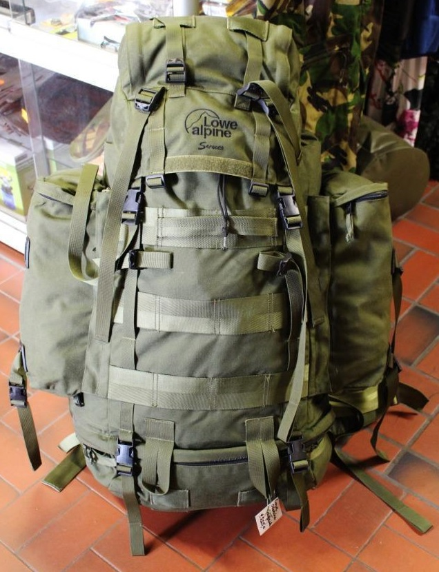 4e5d7a0a741 A guide to Dutch army Backpacks (Bergans) – Thailand Travel Base