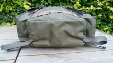 Dutch Airforce daypack bottom