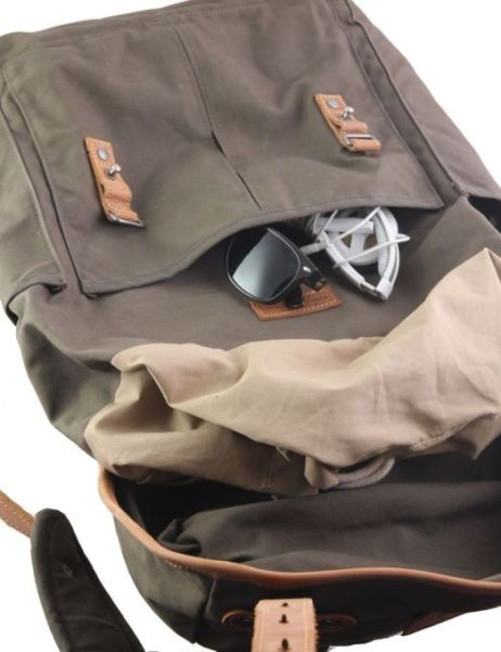 Fjallraven Rucksack no.21 Front pocket