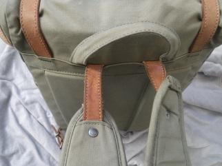 Fjallraven Rucksack no.21 Shoulder straps 01