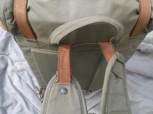 Fjallraven Rucksack no.21 Shoulder straps 01