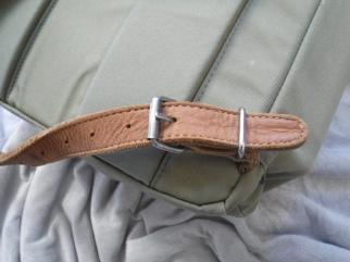 Fjallraven Rucksack no.21 Shoulder straps 02
