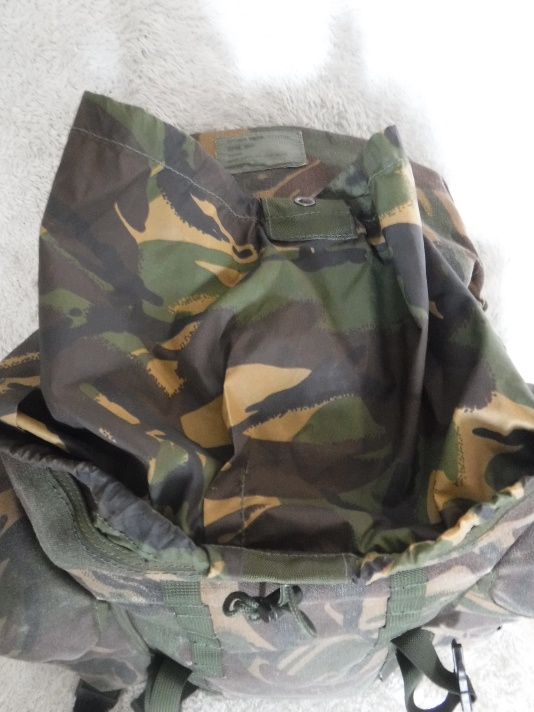 NI Patrol Pack (Patrol Pack, 30 litre, DPM, IRR) 06