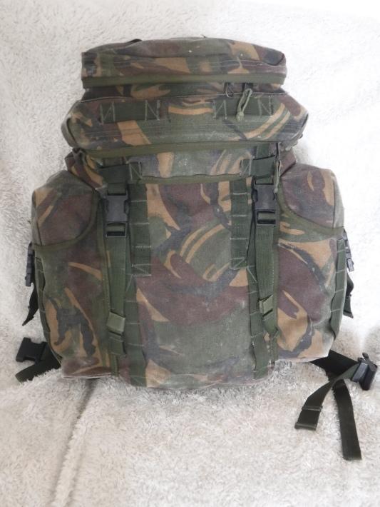 NI Patrol Pack (Patrol Pack, 30 litre, DPM, IRR) 07
