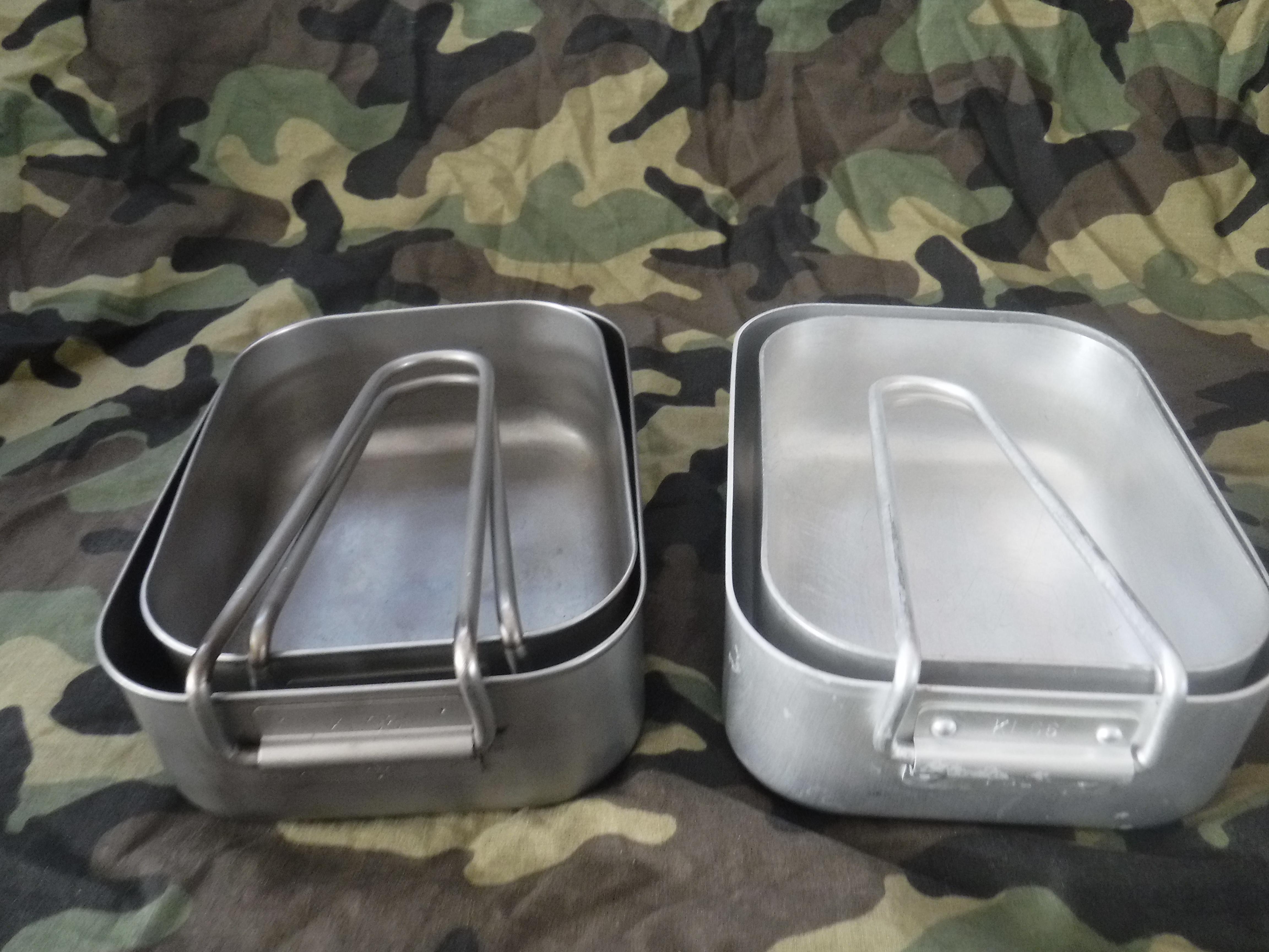Dutch army mess tins 04