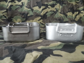 Dutch army mess tins 05