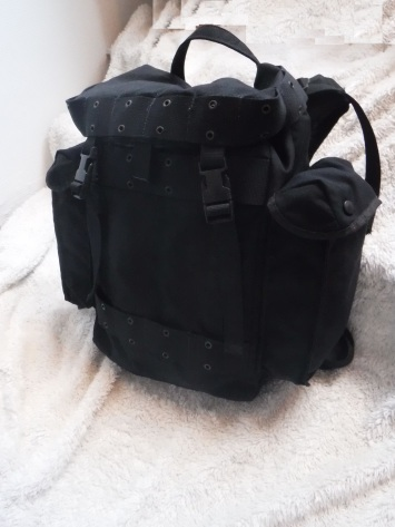 Dutch Military Police daypack 01