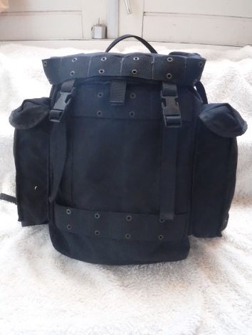 Dutch Military Police daypack 03