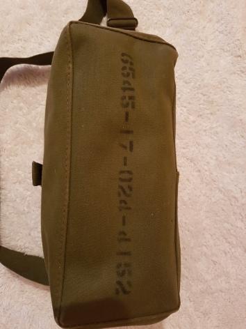 M3 Medic bag (Dutch Army) 02