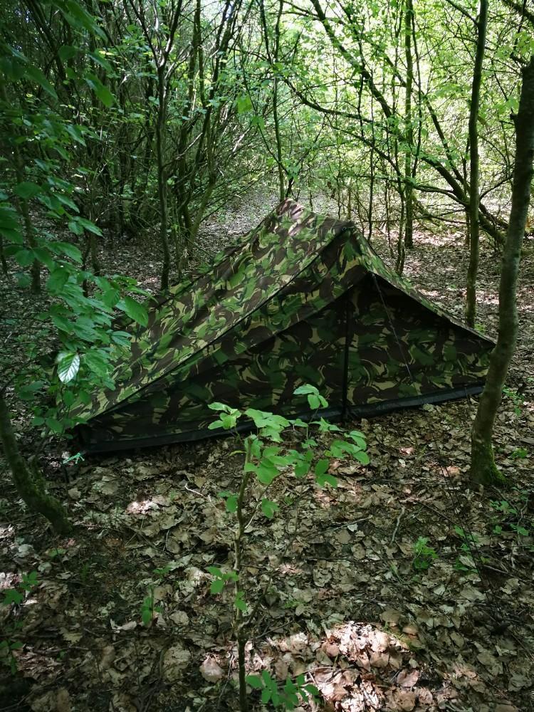 KL Pup tent
