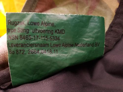 Lowe Alpine Sting 01