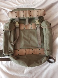 Dutch airforce backpack 2nd grade 03