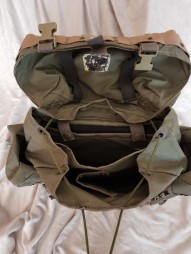 Dutch airforce backpack 2nd grade 05