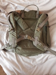 Dutch airforce backpack 2nd grade 07