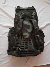 Italian Army Alpine Woodland Camo Backpack 02