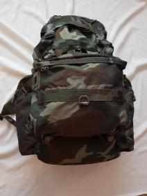 Italian Army Alpine Woodland Camo Backpack 03