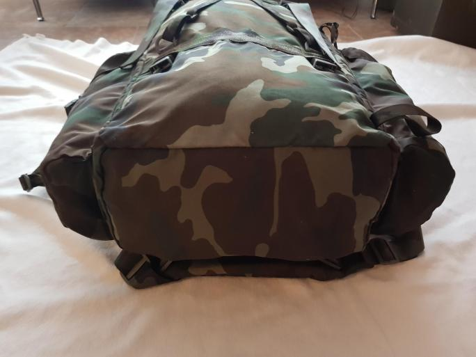 Italian Army Alpine Woodland Camo Backpack 04