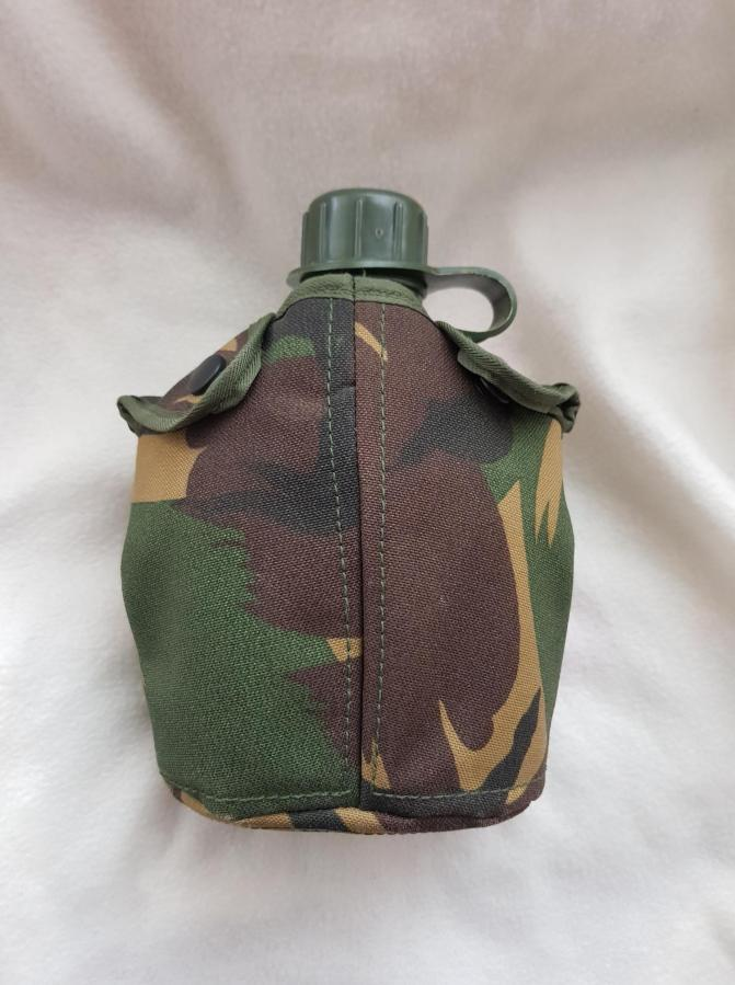 Dutch Army Canteen cup + water bottle 01