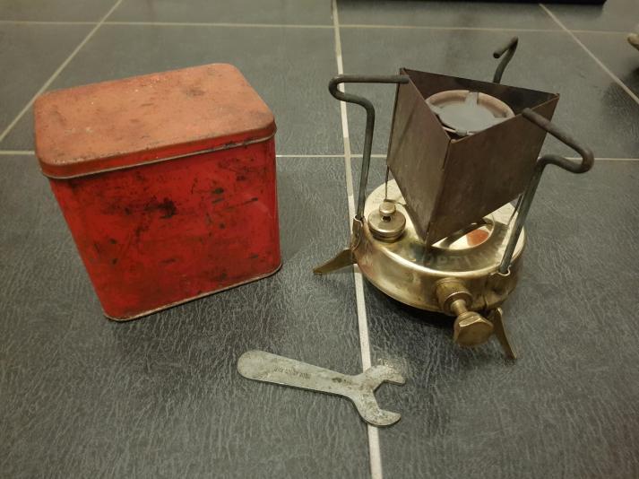 Optimus No 96 Kerosene stove 05
