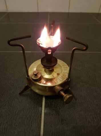 Optimus No 96 Kerosene stove 07