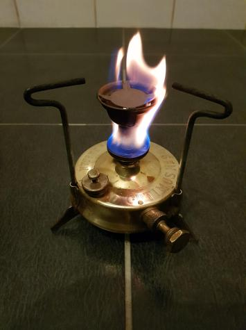 Optimus No 96 Kerosene stove 08