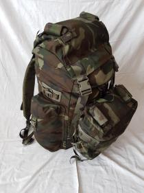 Italian Army Woodland Camo Backpack 06