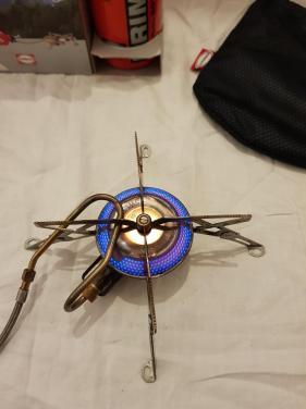 Primus Gravity (2 MF) stove 12